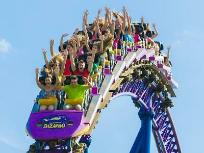 Six Flags Great Adventure In New Jersey Tickets !! !!!