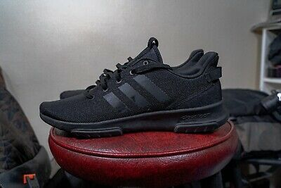 adidas Cf Racer Tr  Casual Running Trail Shoes - Black - Mens