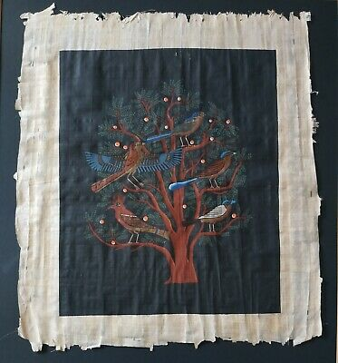 Tree of Life - Egyptian Handmade Papyrus