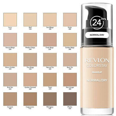 Revlon ColorStay 24HR Makeup Foundation With Pump ** Choose Your Shade **