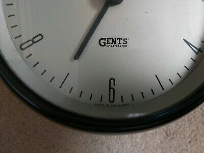 Gents Of Leicester Electric Slave Clock