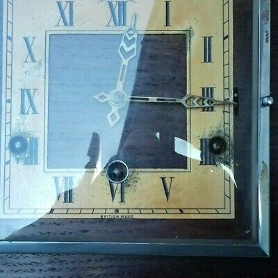 Old Mantle Clock 1930s