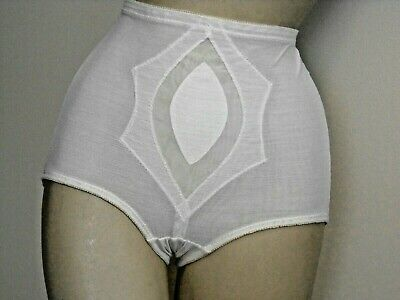 Vtg 1950's Exquisite Form Pantie Pantie Girdle brief Sissy XLge (32)  Style1803