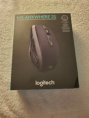 NEW, SEALED Logitech MX Anywhere 2S Wireless Mouse 910-005132 097855131041