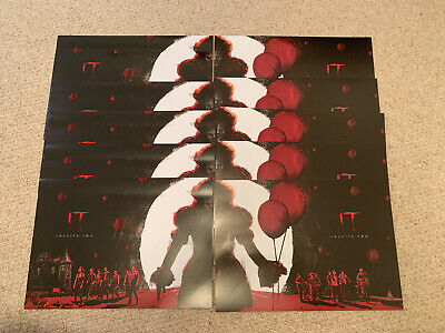 It Chapter 2 Odeon Posters Set Of 2
