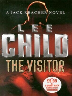 A Jack Reacher novel: The visitor by Lee Child (Hardback) FREE Shipping, Save £s