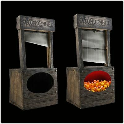 Halloween Decoration ANIMATED CANDY CHOPPER PROP