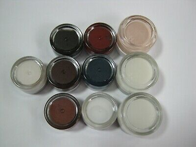 GENESIS HEAT SET PAINT SET. 10 jars and full instructions