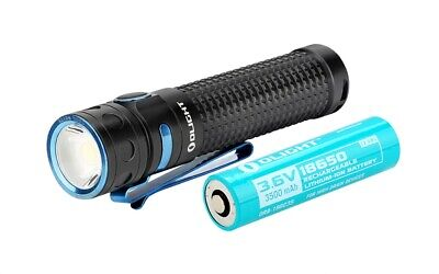 Olight Baton Pro 2000 Lumen Rechargeable EDC LED Flashlight FL-OL-BATONPRO