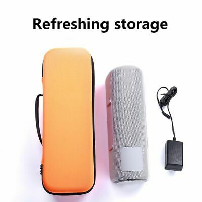 Carrying Bag Protective Case Shell Portable Travel Shockproof for Sony Speaker