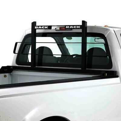 Truck Cab Protector / Headache Rack-Frame Only - HW Kit Required Backrack 15018