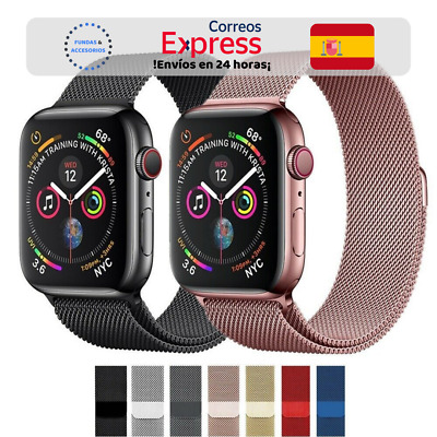 Correa Milanese Metálica Cierre Imán - Apple Watch Series 1/2/3/4/5 iWatch