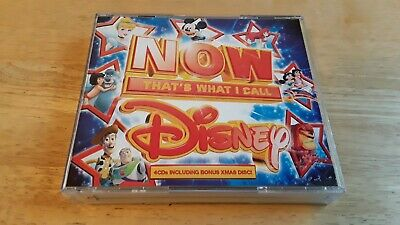 Now Thats What I Call Music  Disney 4 Cds