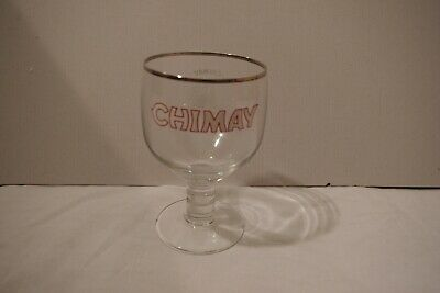 Verre Biere Emaille Chimay 1862-2012