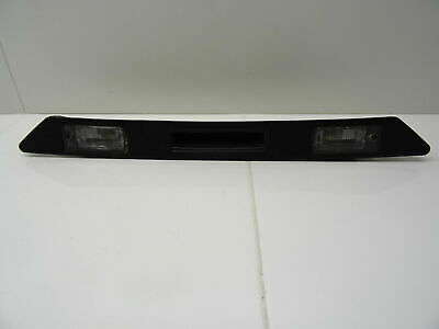2007 Audi A4 B7 estate tailgate handle number plate light 8P0827574