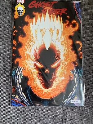 Nycc 2019 Ghost Rider 1 Glow In The Dark Marvel Exclusive