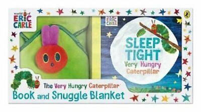 The Very Hungry Caterpillar Book and Snuggle Blanket by Eric Carle 9780241329917
