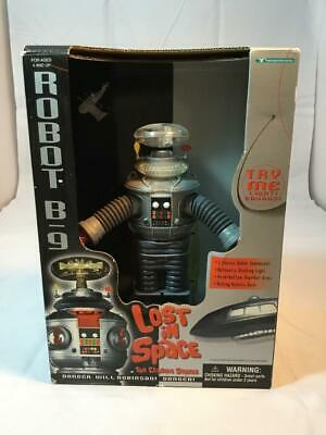 1998 New in Box Trendmasters Lost in Space B-9 Robot