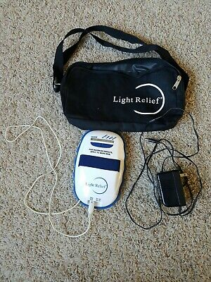 Light Relief Infrared Pain Therapy Device