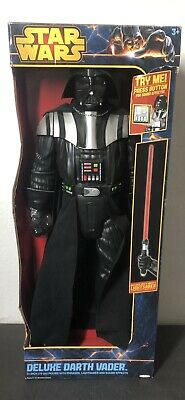 Deluxe Starwars Darth Vader Action Figure 31 Inches Tall by Jakks Pacific