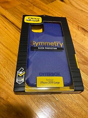 New OtterBox Symmetry Series Case for Iphone 11 6.1 Inch Blue