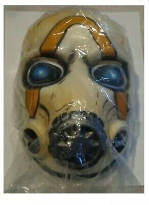 Official PSYCHO BANDIT COSPLAY MASK  BORDERLANDS 3 PS4 Xbox One Collectors Item