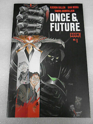 Once And Future #1 1St Print! ~Nm+ 9.6~ Boom! Studios 2019