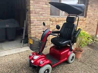 Pacers 601 Mobility Scooter. As new condition