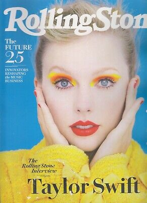 Rolling Stone October 2019 Taylor Swift  (Magazine: Music, Commentary)