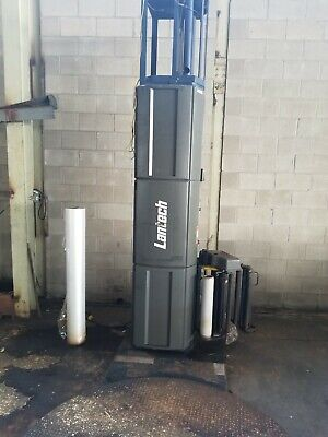"Lantech  Q300 Stretch Wrapper  65"" very good working order"