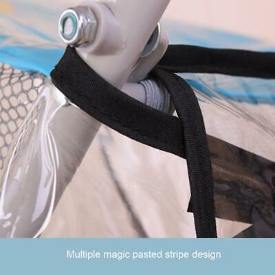 UNIVERSAL Quality CLEAR Baby PRAM Pushchair Rain Cover Stroller Buggy RAINCOVER