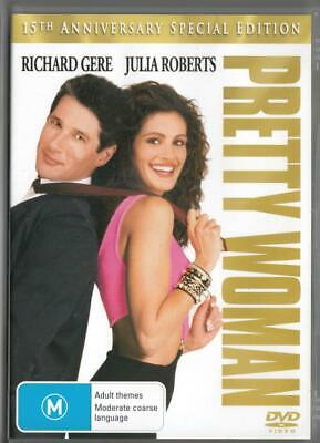Pretty Woman - Special Edition - Region 4 New Dvd - Free Local Post
