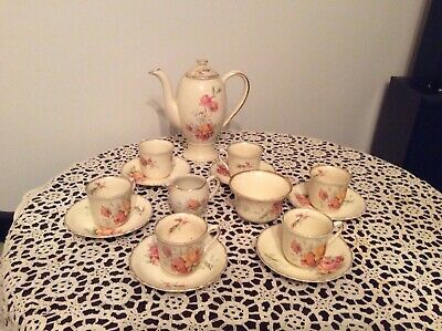 Vintage Tea And Cup Sets