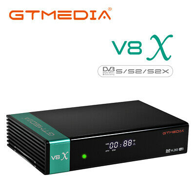 GTMedia V8 pro2 H.265 Full HD 1080P DVB-S2/T2/C Satellite Receiver Built-in WiFi