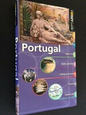 PORTUGAL AA KEY Guide BOOK Travel Trip Planning What to Do & Where to Go & MAPS