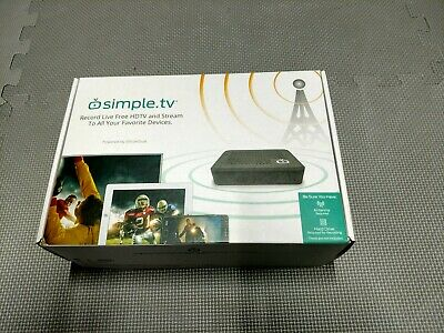 SiliconDust Simple.TV Dual ATSC DVR Tuner SUTV-2ATSC
