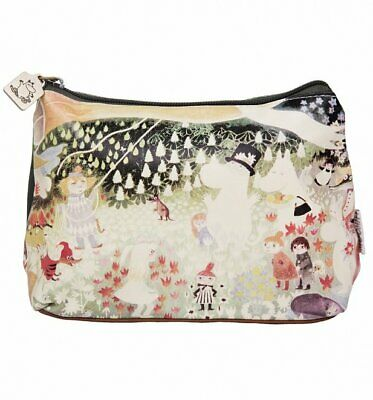 Official Moomin Journey Make Up Bag from Disaster Designs