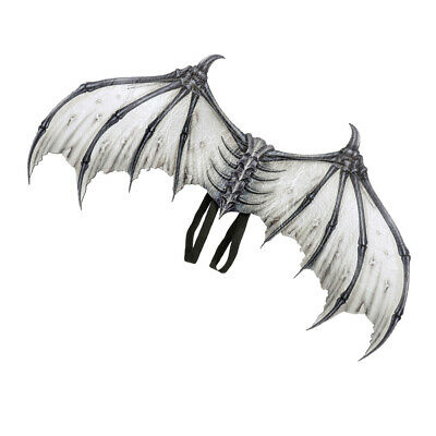 1Pc Devil Bone Wings Chic Halloween Costume for Children Adults