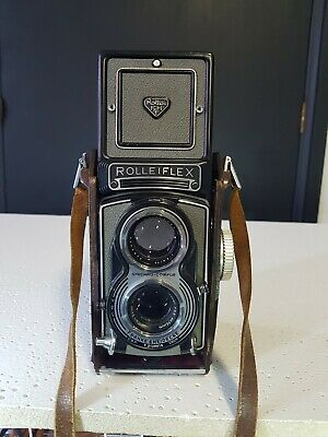 Rolleiflex film camera Made in Germany