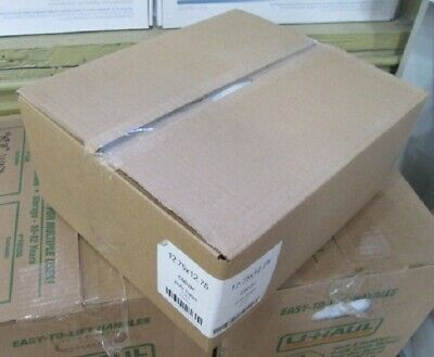 Box Of 1000 Brand New Clear Poly Lp Record Outer Sleeves 3 Mil 12.75 X 12.75