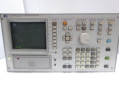 Hp 4145A Semiconductor Parameter Analyzer Parts Sale  No Boot Disk