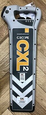 Cable Avoidance Tool - C Scope CXL2 - Cat  - Like Radiodetection - Calibrated