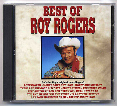 The Best of Roy Rogers [Curb/Capitol] by Roy Rogers & The Sons of the Pioneers