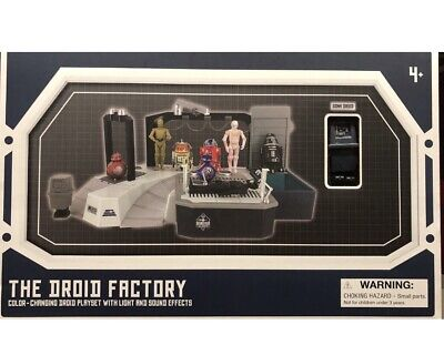 Star Wars 2019 Disney Galaxy's Edge Color-Changing Droid Playset with Gonk Droid