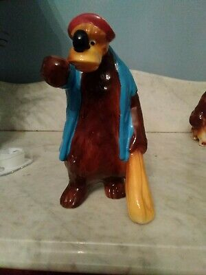 Vintage Brer Bear Disney Uncle Remus Japan Song Of The South Figurine Free Ship