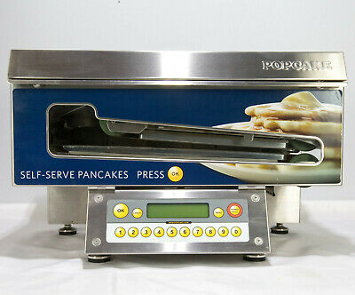 Commercial Popcake Machine Fully Automatic Pancake Machine VGC Breakfast Buffet