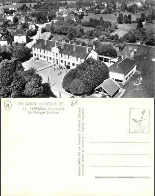 [501806] B/TB|| || - France  - (19) Corrèze, Lubersac, groupe scolaire