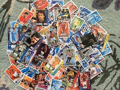 Joblot Of Football Cards, Match Attax, Panini,Shoot Out Proset Bundle