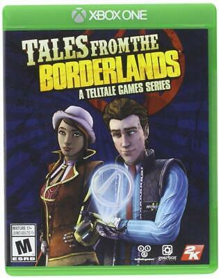 Xbox One Tales From The Borderlands - Brand New - Free 1St Class Shipping