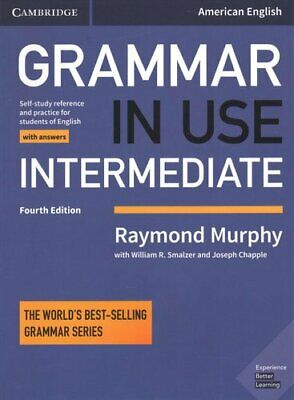 Grammar in Use Intermediate Student's Book with Answers Self-st... 9781108449458